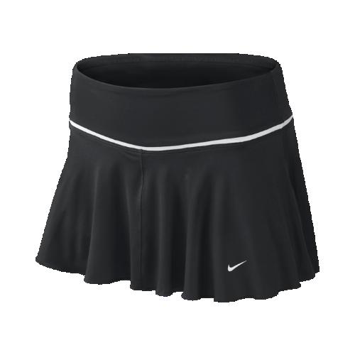 Flounce Knit Skirt