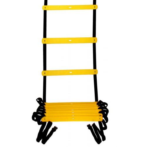 Rebrík na rýchle nohy 4m