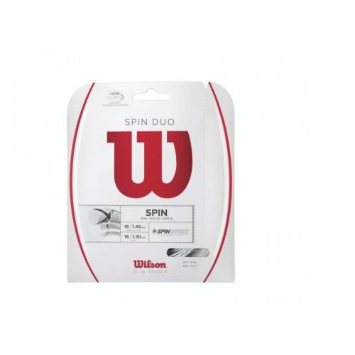 WILSON SPIN DUO ( HYBRID 1.30 + 1.40 )