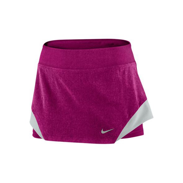 DF Heathered Woven Skirt
