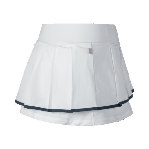 Statement Woven Skirt